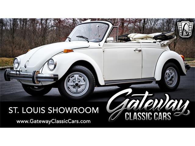 1976 Volkswagen Beetle (CC-1458691) for sale in O'Fallon, Illinois