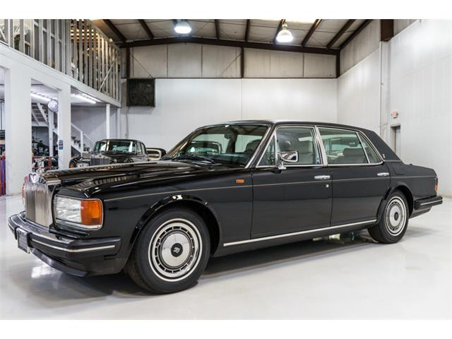 1991 Rolls-Royce Silver Spur (CC-1458699) for sale in Saint Ann, Missouri