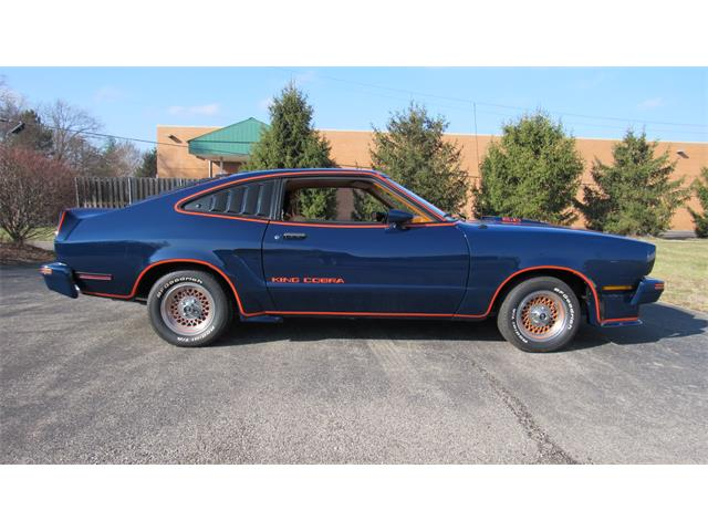 1978 Ford Mustang (CC-1458707) for sale in MILFORD, Ohio