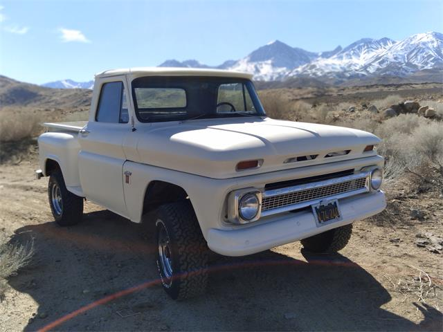 1964 Chevrolet C10 (CC-1458724) for sale in Bishop, California