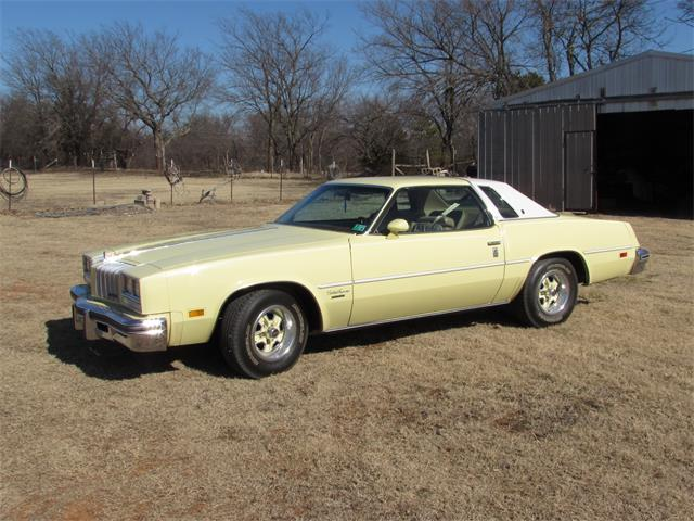 1977 Oldsmobile Cutlass Supreme Brougham (CC-1458729) for sale in Noble, Oklahoma