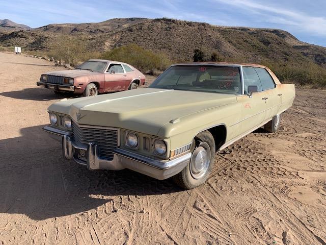 1972 Cadillac DeVille (CC-1458734) for sale in Phoenix, Arizona