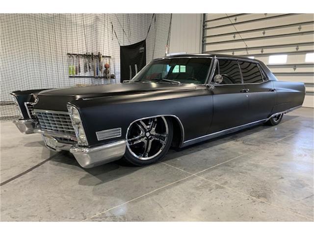 1967 Cadillac Fleetwood (CC-1458741) for sale in Loomis, Nebraska