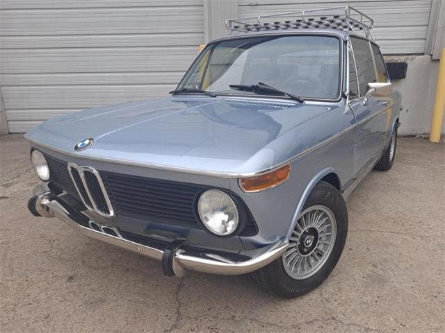 1974 BMW 2002TII (CC-1458744) for sale in Houston, Texas