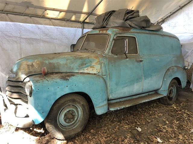 1949 Chevrolet Panel Truck (CC-1458745) for sale in Los Angeles, California