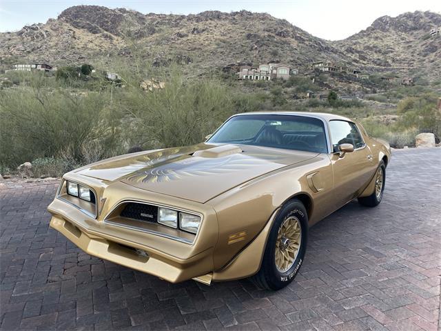 1978 Pontiac Firebird Trans Am WS6 (CC-1458746) for sale in Mesa, Arizona