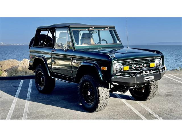 1972 Ford Bronco (CC-1458747) for sale in Chatsworth, California
