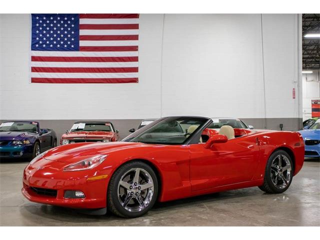2007 Chevrolet Corvette (CC-1458749) for sale in Kentwood, Michigan