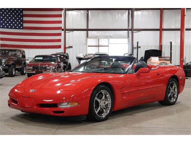 2003 Chevrolet Corvette (CC-1458750) for sale in Kentwood, Michigan