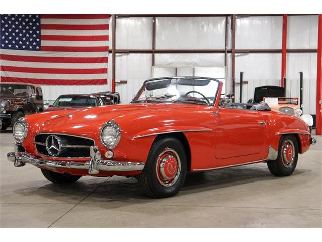 1961 Mercedes-Benz 190SL (CC-1458751) for sale in Kentwood, Michigan