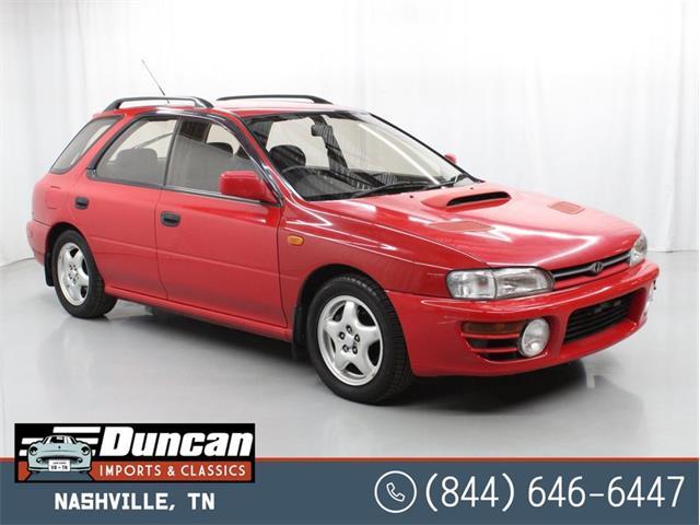 1996 Subaru Impreza (CC-1458761) for sale in Christiansburg, Virginia