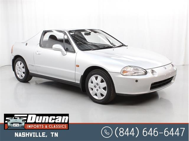 1992 Honda CRX (CC-1458765) for sale in Christiansburg, Virginia