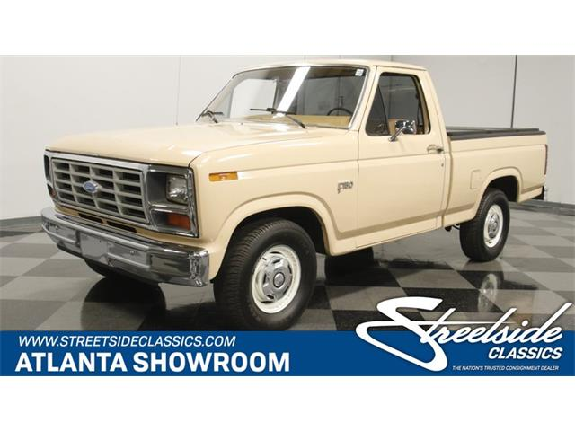 1985 Ford F150 (CC-1458766) for sale in Lithia Springs, Georgia