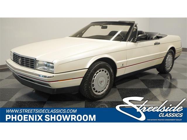 1991 Cadillac Allante (CC-1458779) for sale in Mesa, Arizona