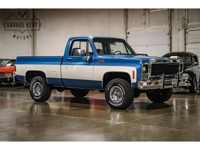 1979 Chevrolet C/K 10 (CC-1458780) for sale in Grand Rapids, Michigan