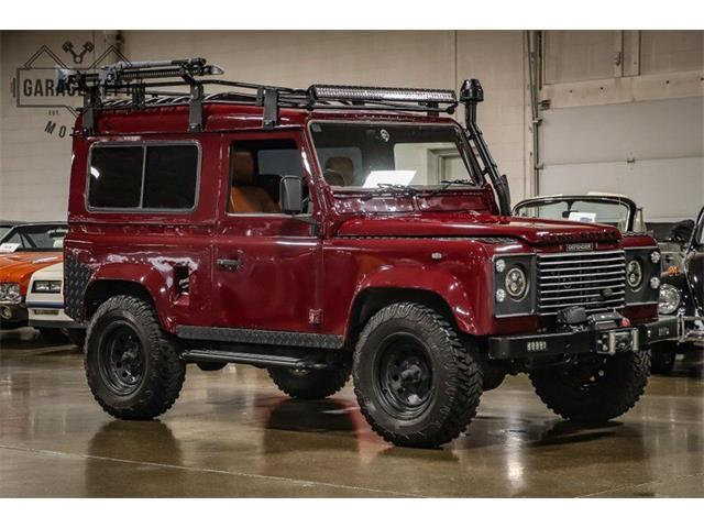 1992 Land Rover Defender (CC-1458783) for sale in Grand Rapids, Michigan