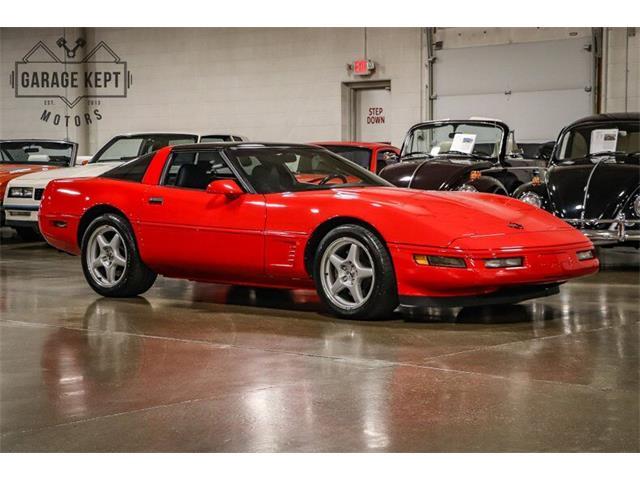 1996 Chevrolet Corvette (CC-1458785) for sale in Grand Rapids, Michigan