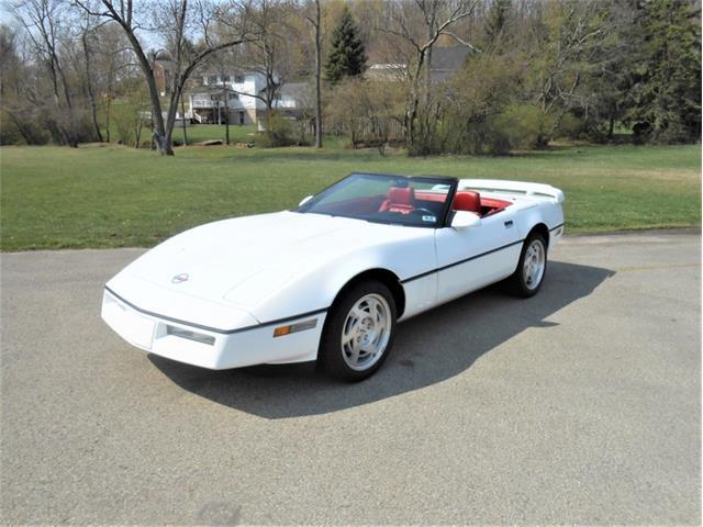 1990 Chevrolet Corvette (CC-1458790) for sale in Greensboro, North Carolina