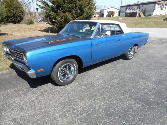 1969 Plymouth Road Runner (CC-1458793) for sale in Greensboro, North Carolina