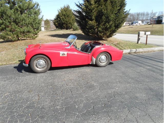 1952 Triumph TR2 (CC-1458795) for sale in Greensboro, North Carolina