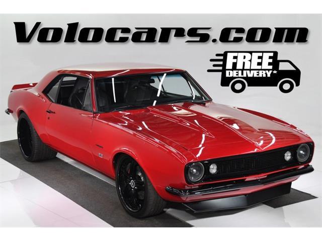 1967 Chevrolet Camaro (CC-1458797) for sale in Volo, Illinois