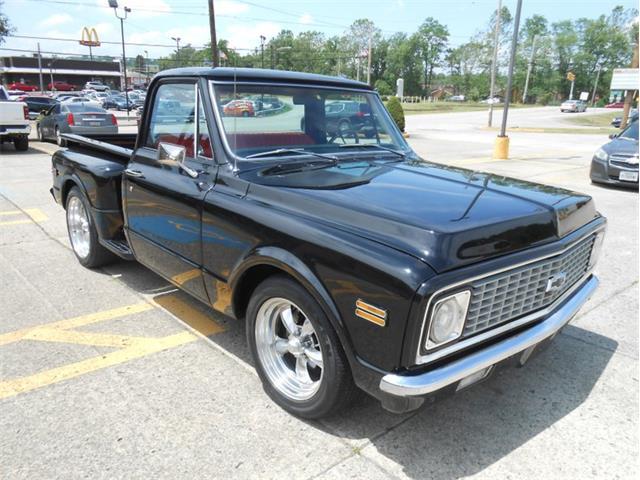 1972 Chevrolet C10 (CC-1458799) for sale in Greensboro, North Carolina
