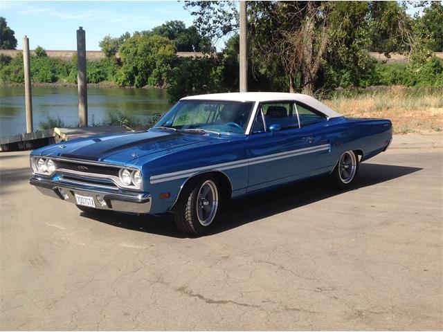 1970 Plymouth GTX (CC-1450088) for sale in ORANGEVALE, California