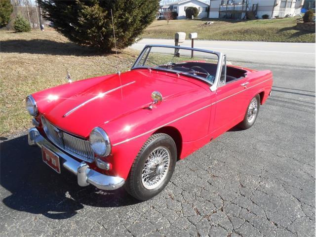 1967 MG Midget (CC-1458802) for sale in Greensboro, North Carolina