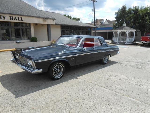 1963 Plymouth Belvedere (CC-1458808) for sale in Greensboro, North Carolina
