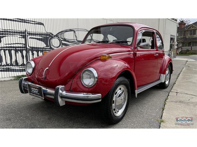 1971 Volkswagen Super Beetle (CC-1458811) for sale in Fairfield, California