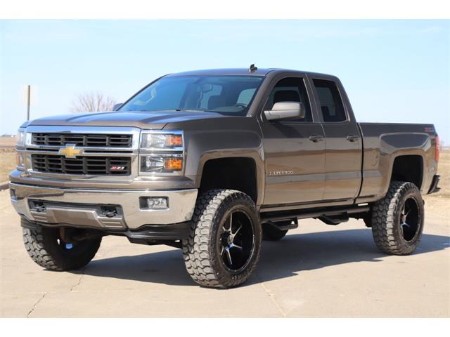 2014 Chevrolet Silverado (CC-1458819) for sale in Clarence, Iowa
