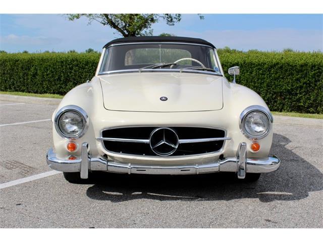 1960 Mercedes-Benz 190SL (CC-1458829) for sale in Sarasota, Florida