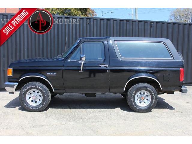 1990 Ford Bronco (CC-1458837) for sale in Statesville, North Carolina