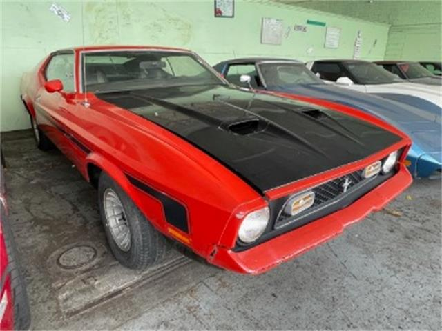1971 Ford Mustang (CC-1458855) for sale in Miami, Florida