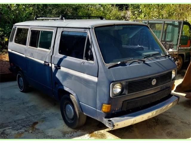 1985 Volkswagen Vanagon (CC-1458856) for sale in Cadillac, Michigan