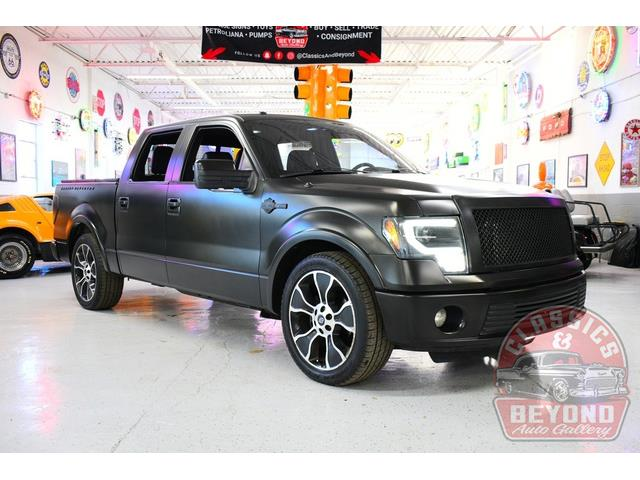 2012 Ford F150 (CC-1458858) for sale in Wayne, Michigan