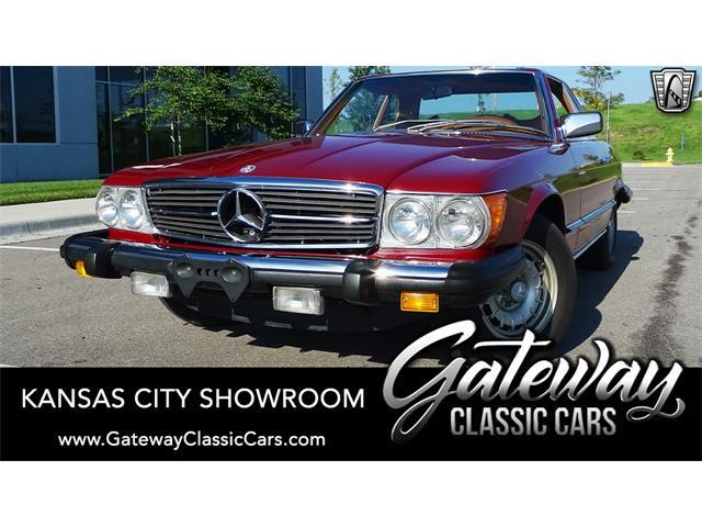 1978 Mercedes-Benz 450SL (CC-1450886) for sale in O'Fallon, Illinois