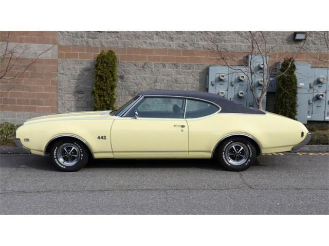 1969 Oldsmobile 442 (CC-1458864) for sale in Cadillac, Michigan