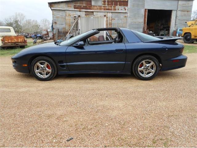 2002 Pontiac Firebird Trans Am (CC-1458866) for sale in Cadillac, Michigan