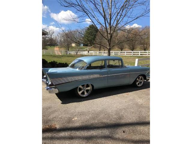1957 Chevrolet Bel Air (CC-1458872) for sale in Cadillac, Michigan