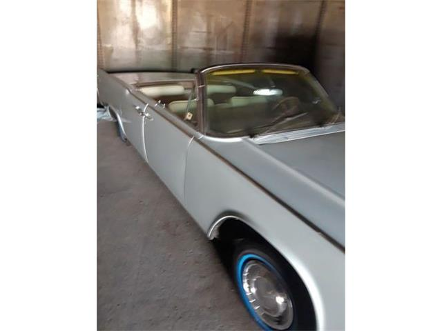 1962 Lincoln Continental (CC-1458880) for sale in Cadillac, Michigan