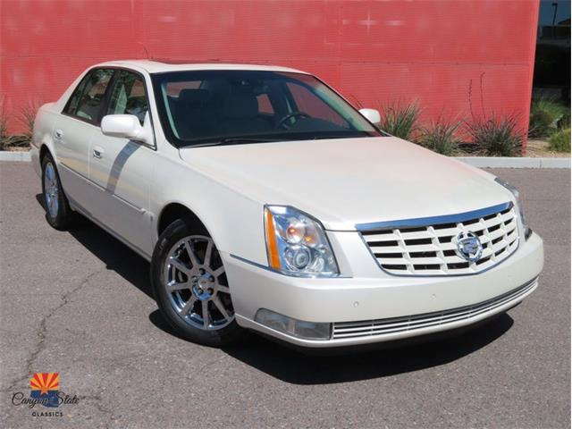 2008 Cadillac DTS (CC-1458885) for sale in Tempe, Arizona