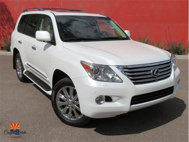 2011 Lexus LX (CC-1458886) for sale in Tempe, Arizona