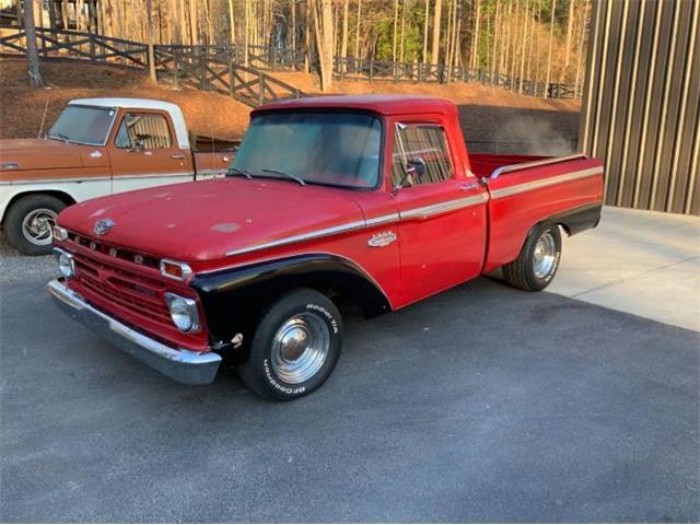 1966 Ford F100 (CC-1458887) for sale in Cadillac, Michigan