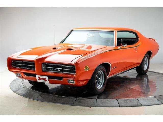 1969 Pontiac GTO (CC-1458895) for sale in Cedar Rapids, Iowa
