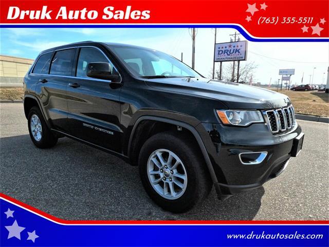 2018 Jeep Grand Cherokee (CC-1458902) for sale in Ramsey, Minnesota