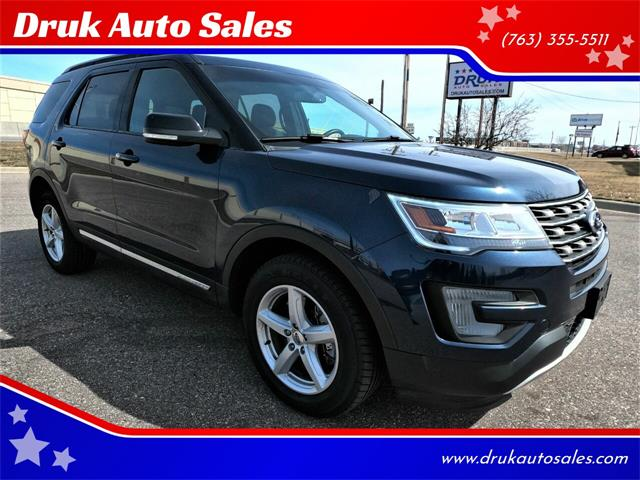2017 Ford Explorer (CC-1458904) for sale in Ramsey, Minnesota