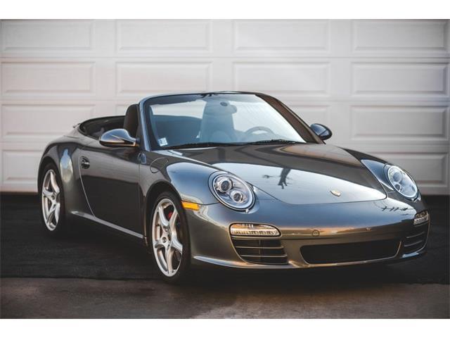 2010 Porsche 997 (CC-1458907) for sale in Fallbrook, California