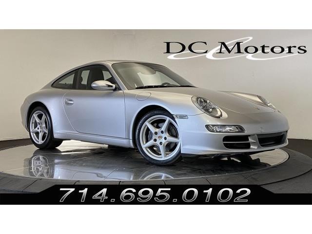 2007 Porsche 911 (CC-1458910) for sale in Anaheim, California