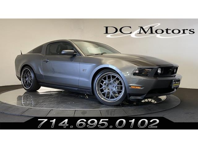 2010 Ford Mustang (CC-1458911) for sale in Anaheim, California